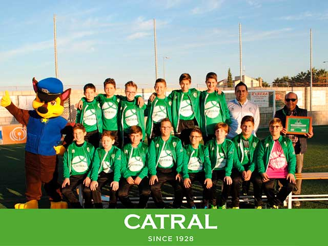 catral garden club futbol base