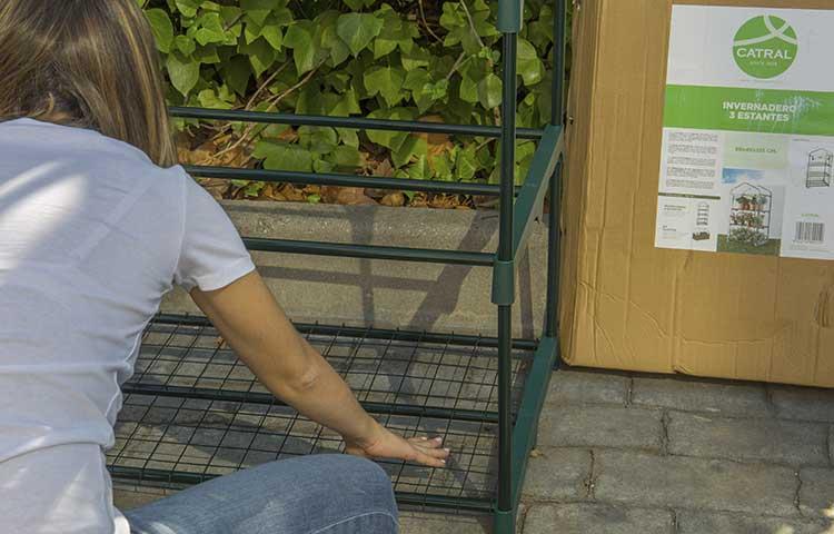 montaje invernadero green housecatral 2