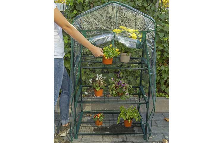 montaje invernadero greenhouse catral