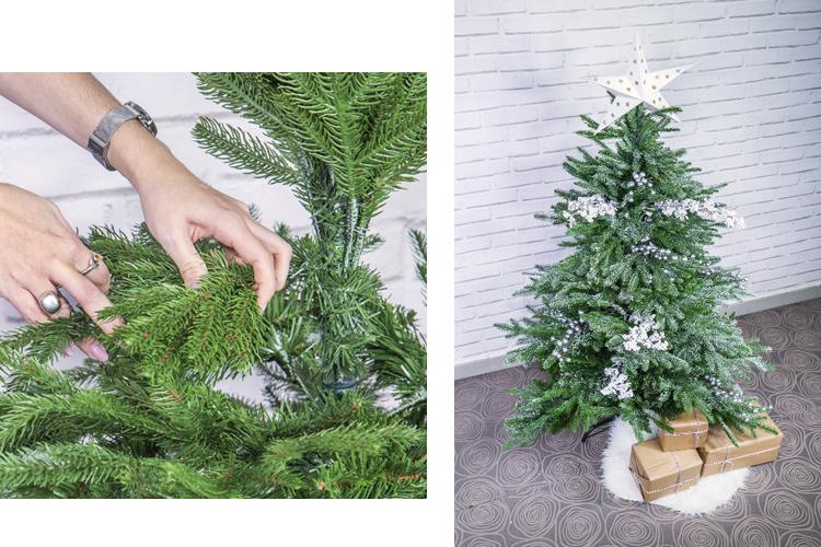 arbol navidad decoracion bud