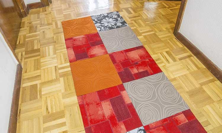alfombra patchwork catral garden