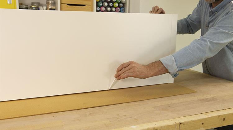 patron madera fondo estanteria