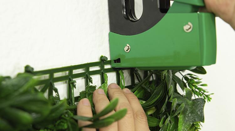 grapar jardin vertical a la pared