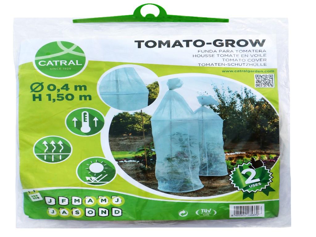 TOMATO GROW Fundas de crecimiento