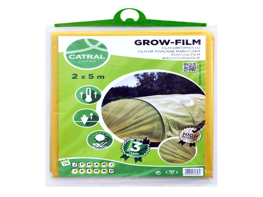 GROWFILM Special growth film for 70 tunnels