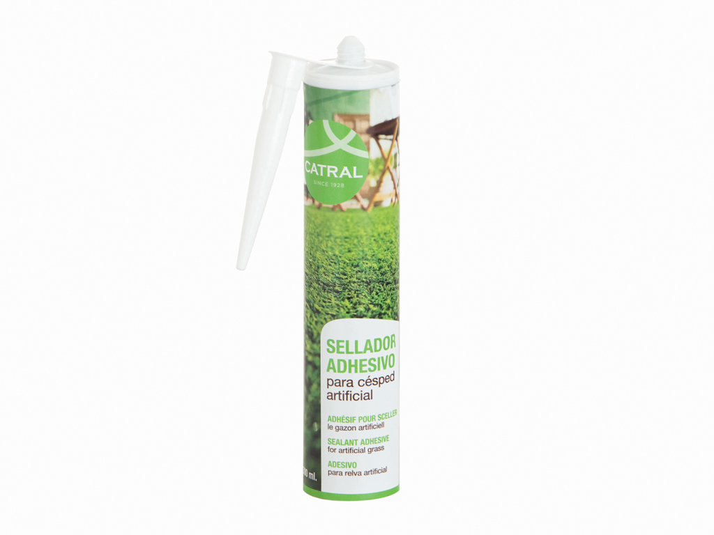 Sealant adhesive for artificial grass