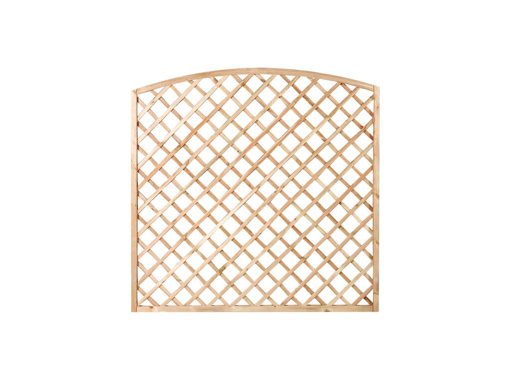 Arched trellis Panel