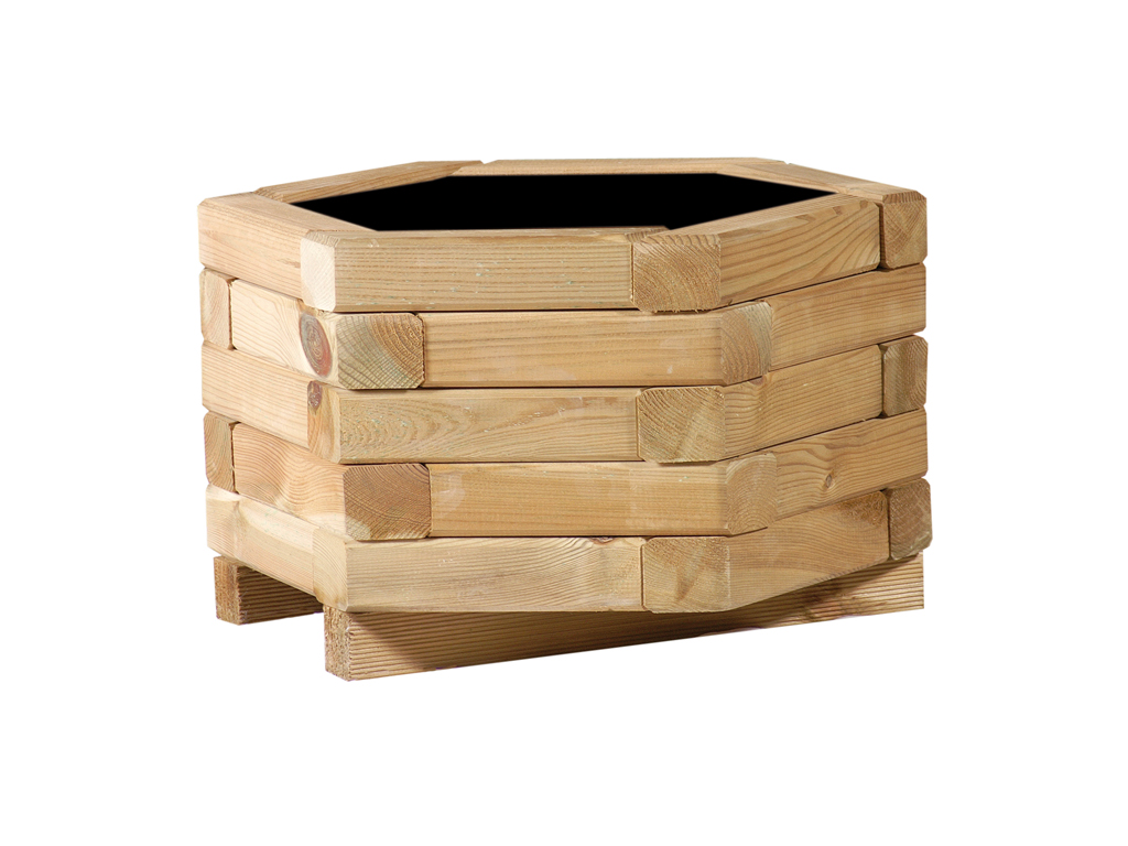 WILDBOX Hexagonal planter