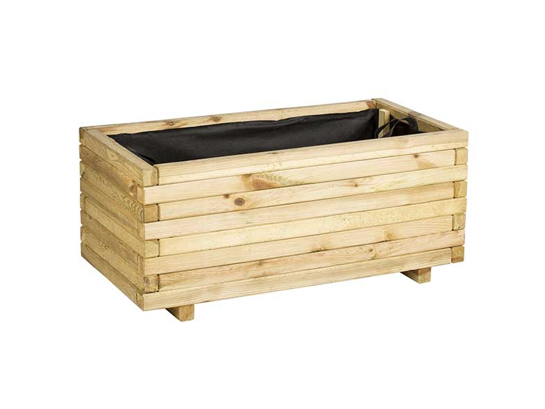 WILDBOX Jardinera rectangular
