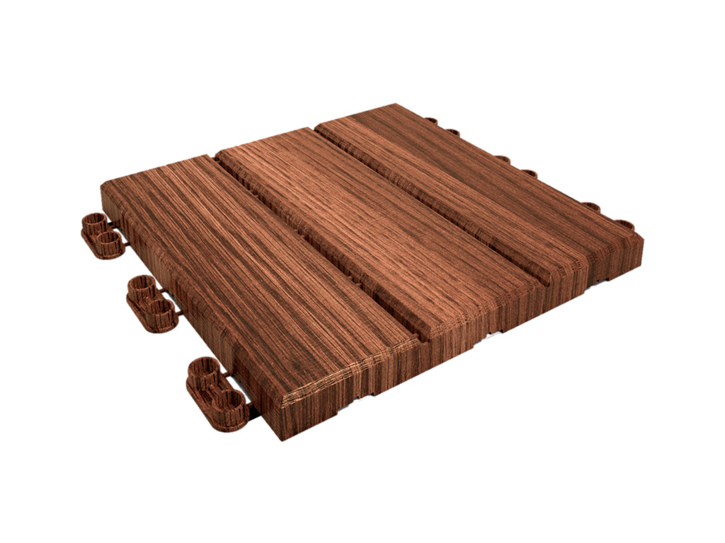 SET OF 9 TILES LOP-CLICKFLOOR WOOD