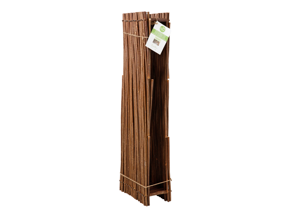 Extensible willow screen
