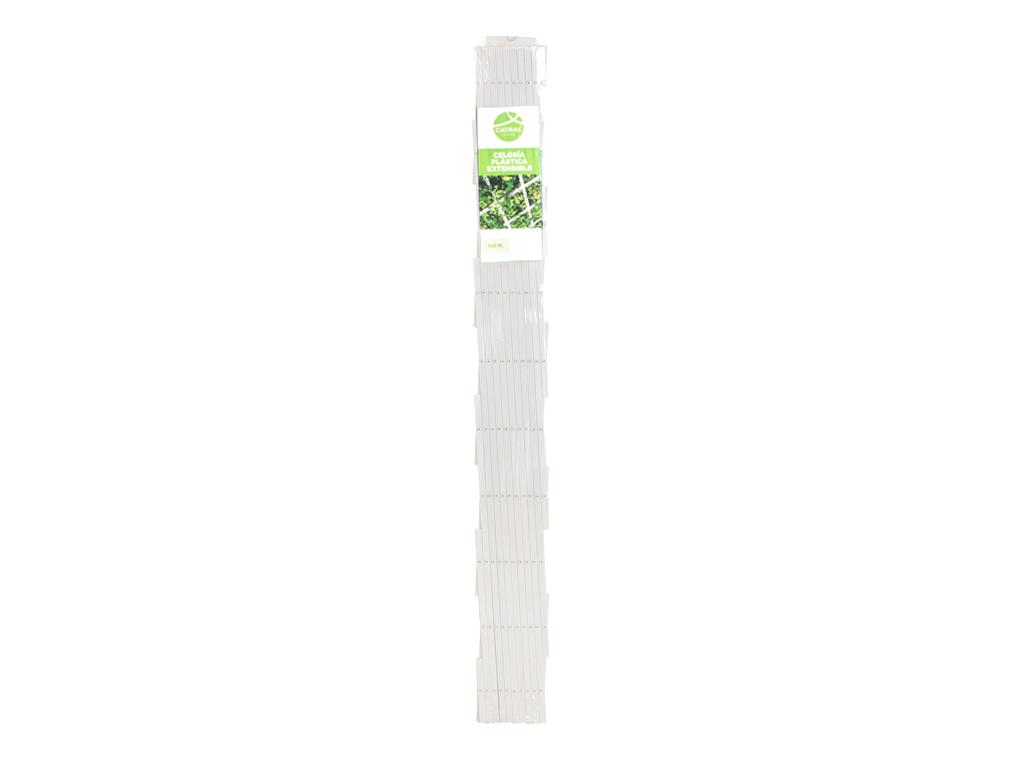 Extendable plastic trellis