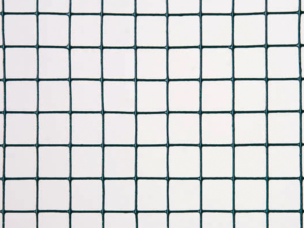 Plastic coated square Mesh