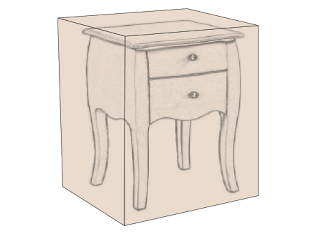 Furniture cover for Nightstands