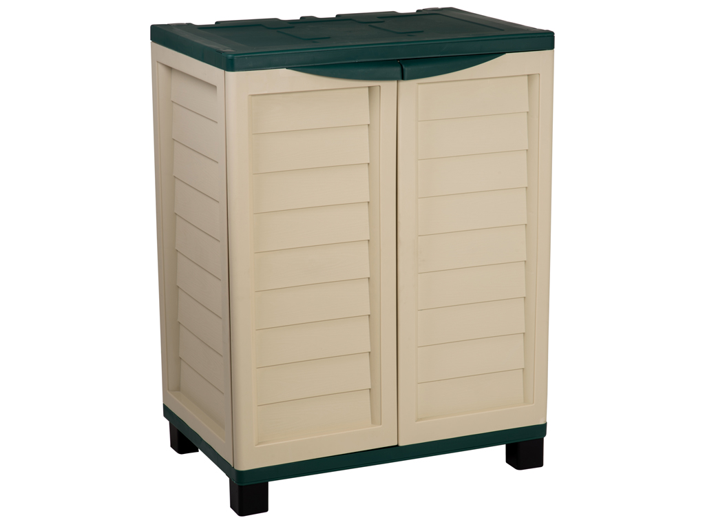High resistance medium height cabinet