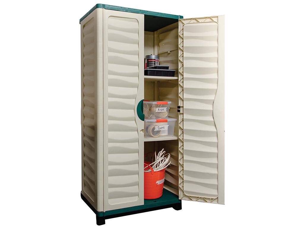 2 Shelves cabinet