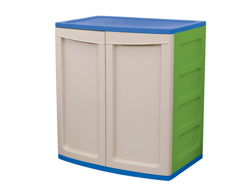 1 shelf small cabinet