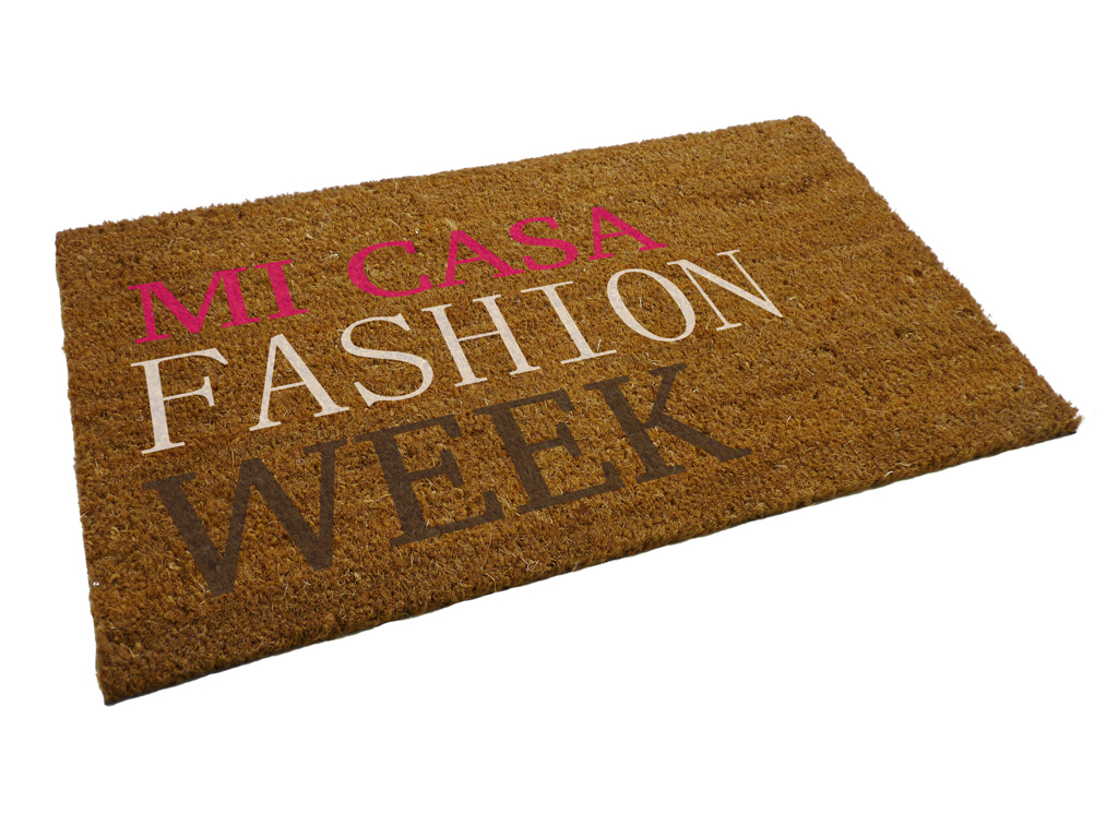 Doormat Fashion