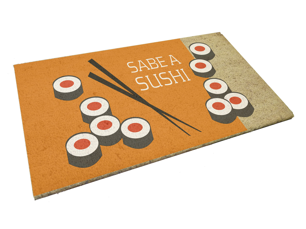 Doormat Sushi