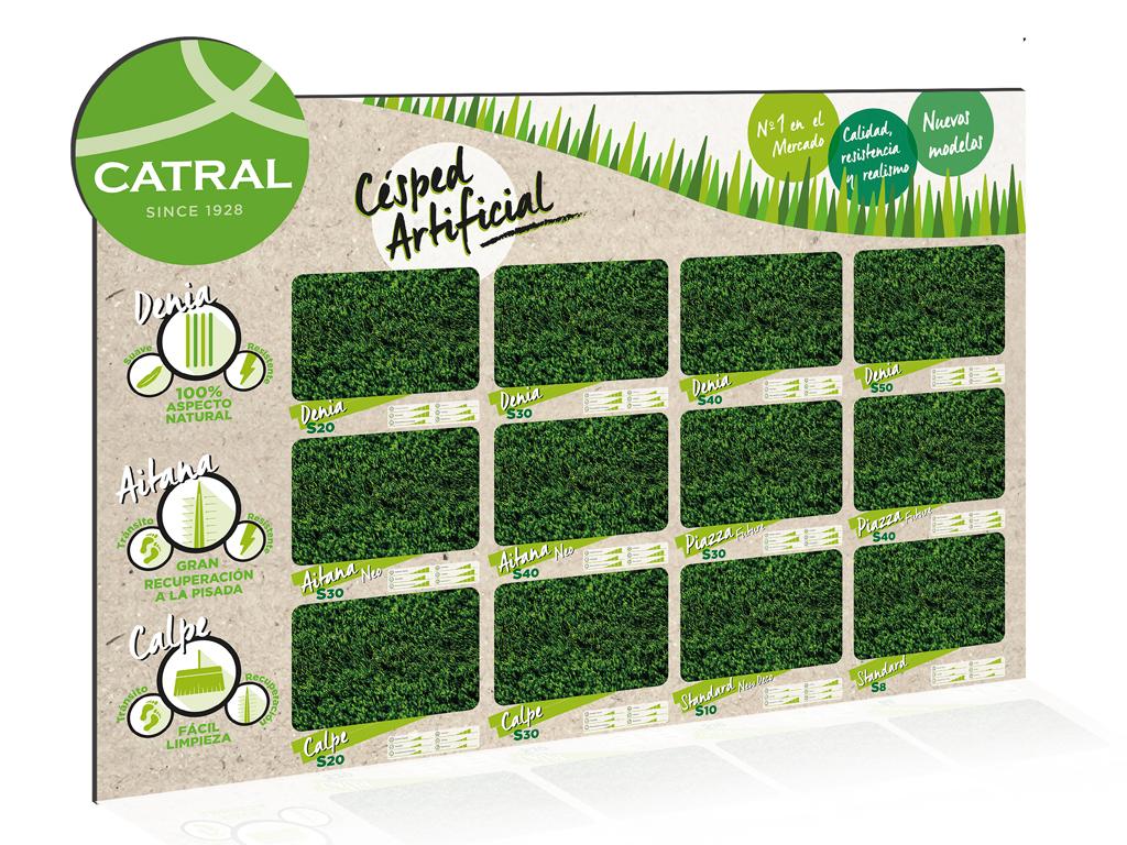 Lawn display