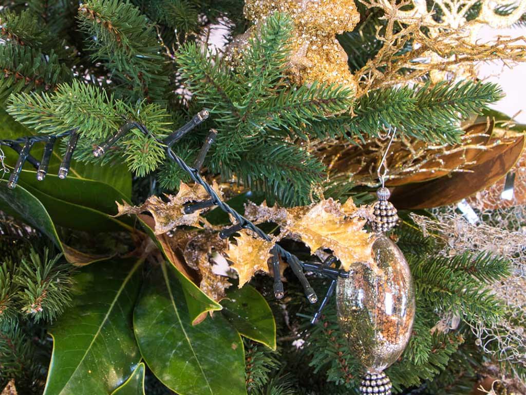 Árbol de Navidad MOSS