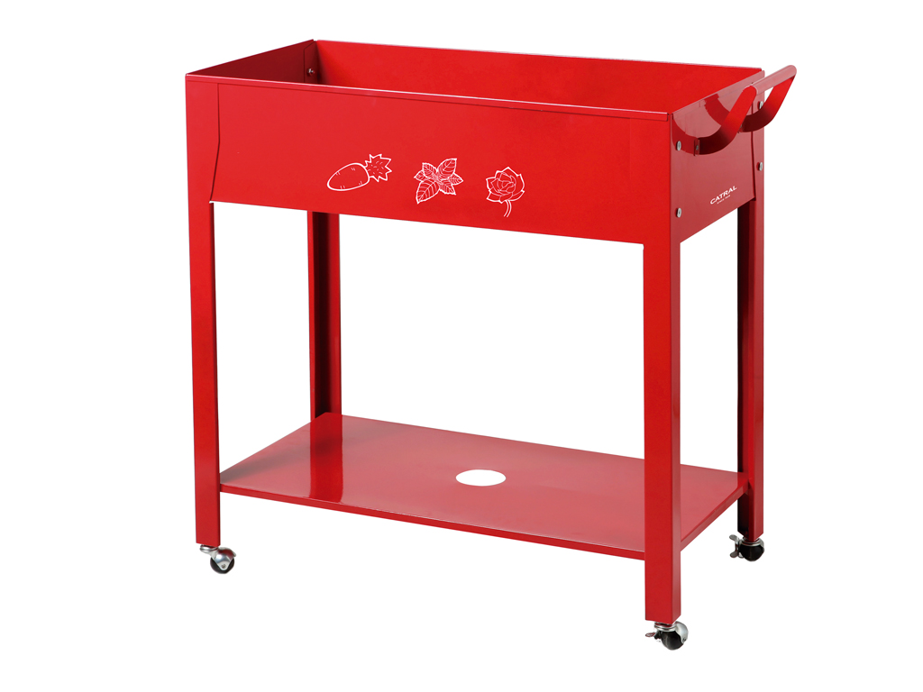 METAL GROW TROLLEY