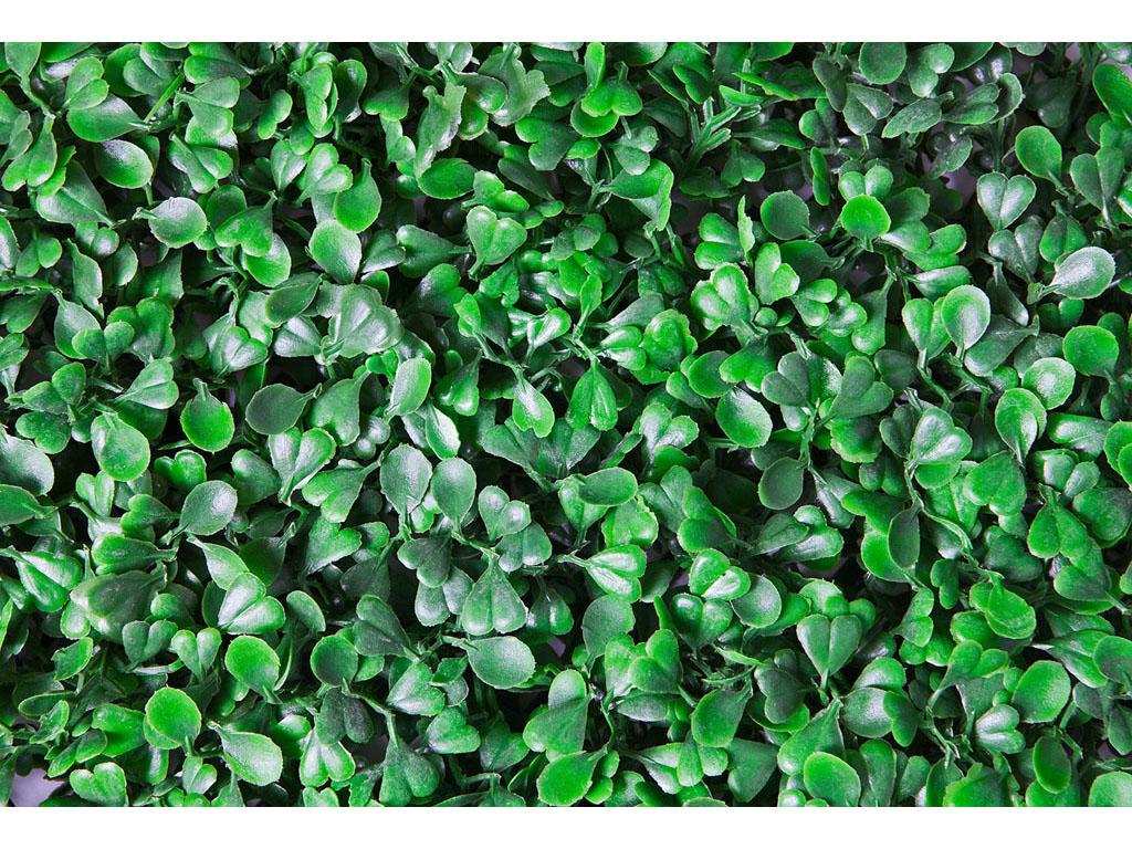Jard n vertical color verde oscuro for Jardin vertical artificial