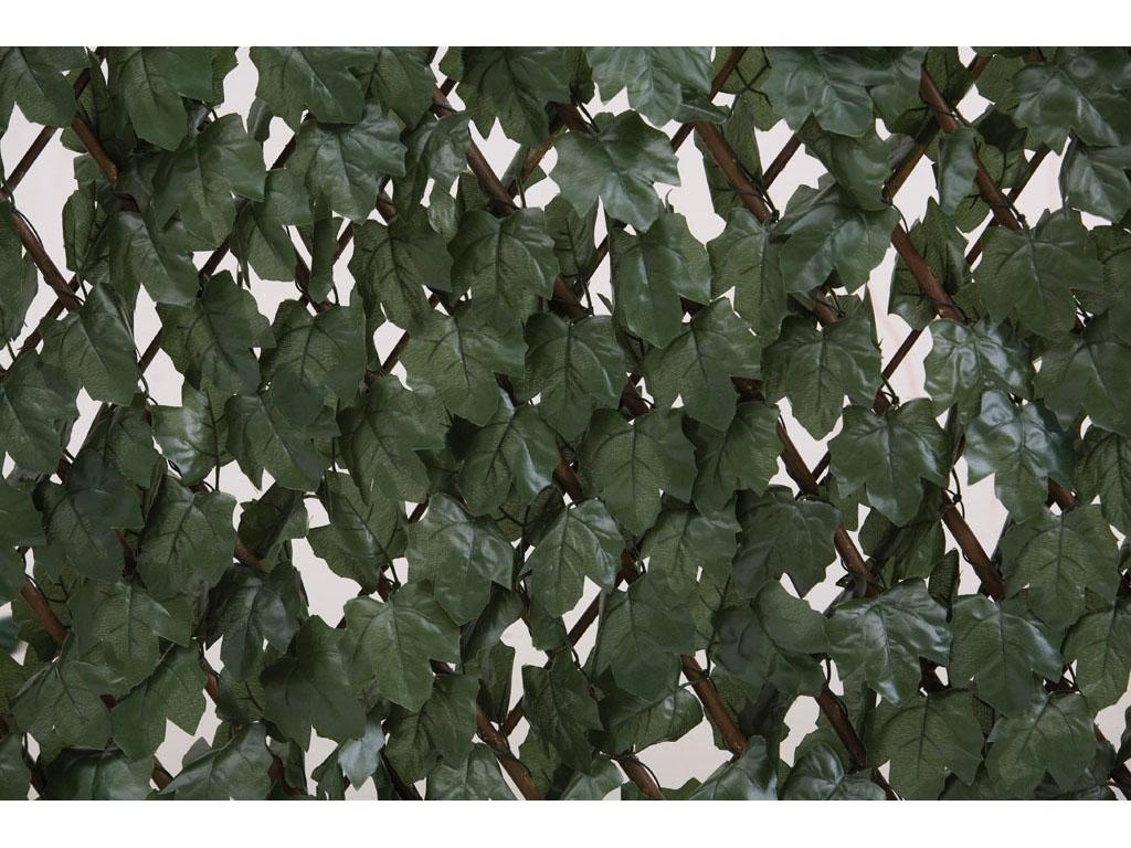 Celos as de mimbre para jard n y exteriores catral for Celosias de jardin