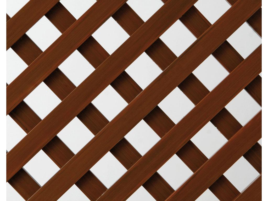 Celos as de pvc para jard n fijas o extensibles - Celosias de madera leroy merlin ...