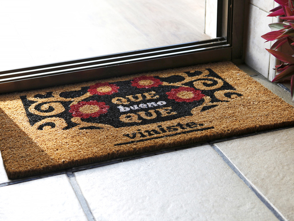 Coconut doormats