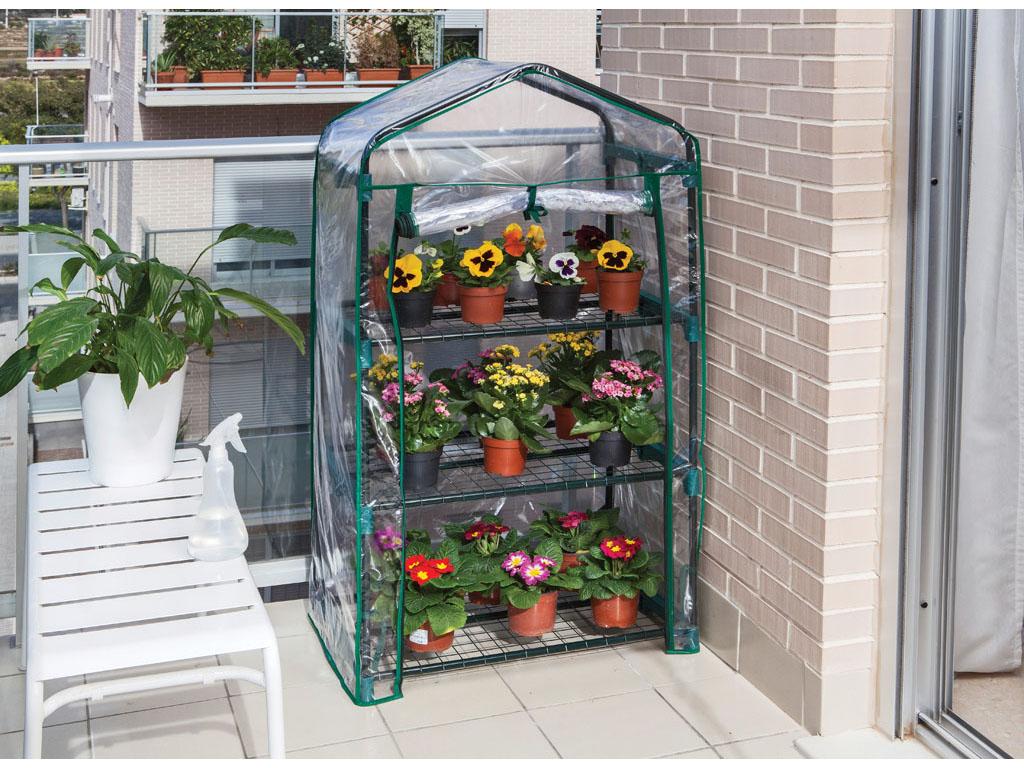 Invernaderos para jard n invernaderos urbanos - Jardin invernadero ...