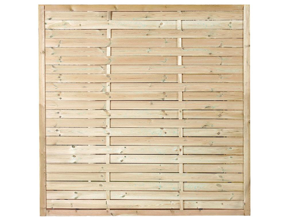Paneles de madera para jard n - Paneles madera exterior ...