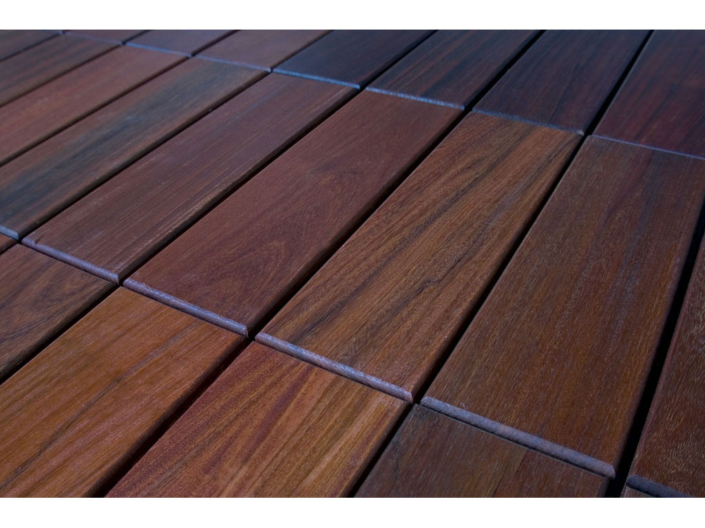 Suelos de madera para exterior - Ipe madera exterior ...