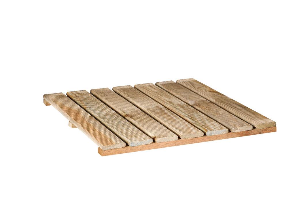 Suelos de madera para exterior for Tarima de madera exterior